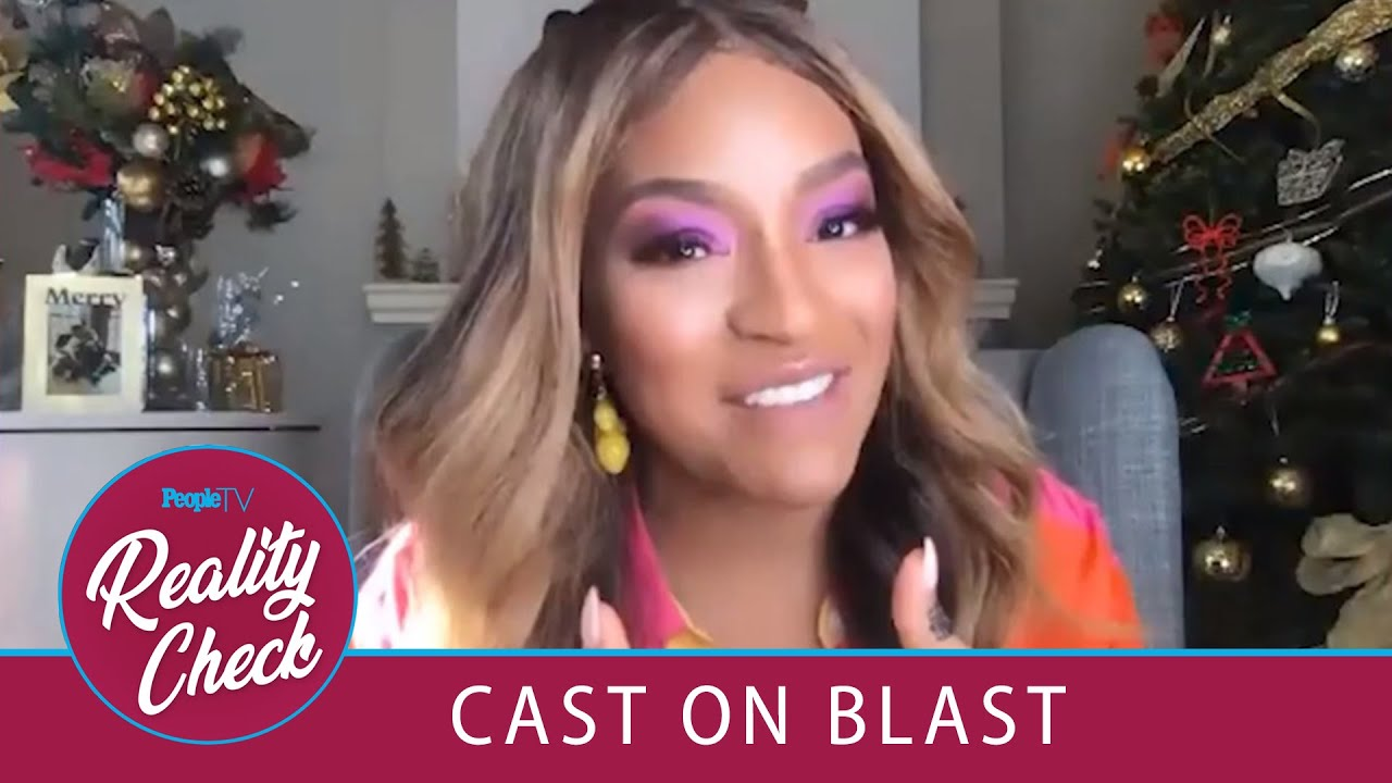 Cast on Blast w/ NEW Real Housewives of Atlanta Drew Sidora | People