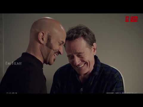 Why Him? Bloopers and Gag Reel - Try Not to Laugh w/ James Franco & Bryan Cranston - 2017