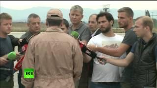 Штурман Су-24 рассказал, как самолет был атакован ВВС Турции