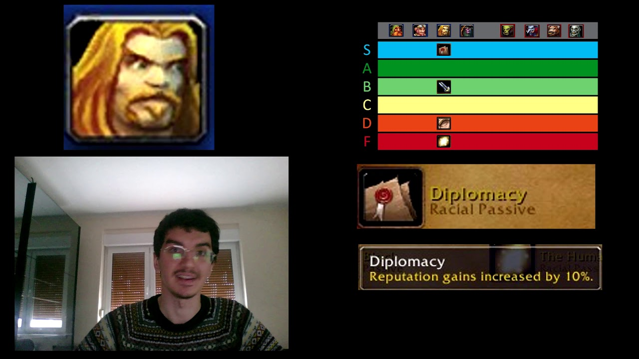 Racial discussion in classic • WoW Classic • Barrens Chat