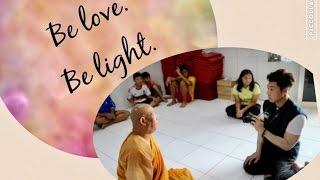 Video BE LOVE and BE LIGHT with ROY KIYOSHI ! download MP3, 3GP, MP4, WEBM, AVI, FLV November 2018