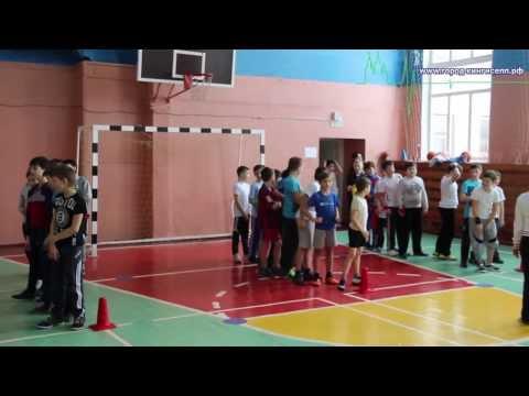 Вот такие спортивные ребята учатся в Кингисеппской Гимназии