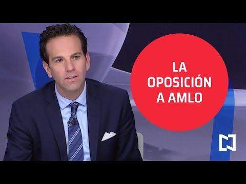 Oposición a AMLO: PRI, PAN y MC - Tercer Grado