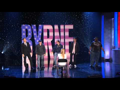 Steve Bryne - Boyband Dream