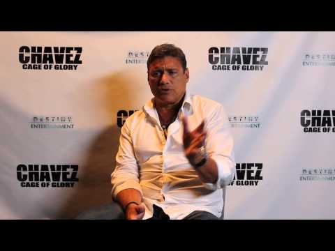 Actor Steven Bauer, talks Chavez: Cage of Glory, Breaking bad and much more