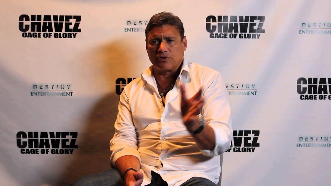 Actor Steven Bauer Talks Chavez Cage Of Glory Breaking