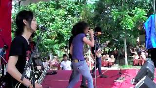 Prattyoda Bhayangkara (Yoda Idol n Today Band) - Bukan Hanya Dia ~~perform at SMA Negeri 2 Kebumen