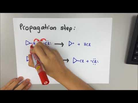 CYCLOPROPANE FREE RADICAL