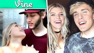 REACTING TO MY GIRLFRIENDS VINES #2 (Alissa Violet) thumbnail