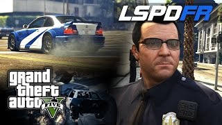 LSPDFR SP E45 - Day in the Life of an LAPD Officer (Michael & CVPI)