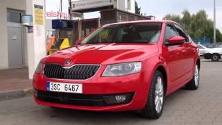 Škoda Octavia G-TEC 1,4 TSI 81 kW (CNG) - spotřeba