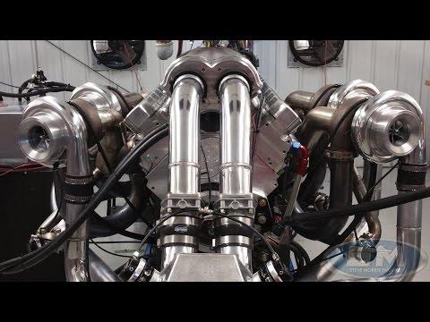 DEVEL SIXTEEN Engine Development