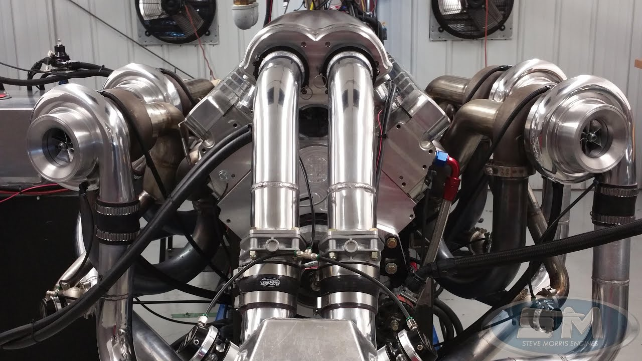That Crazy 5000-hp, Quad-Turbo, 12 3-Liter V16 Is So Much More Than