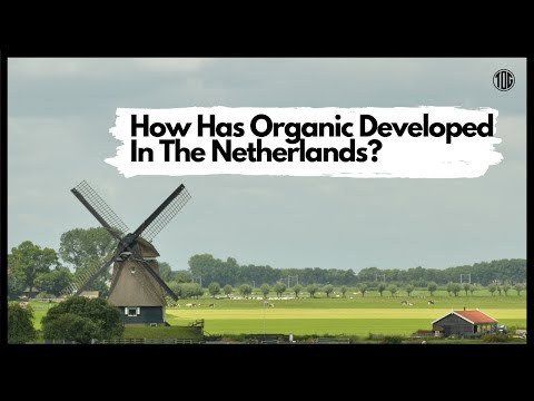 How Has Organic Developed In The Netherlands?
