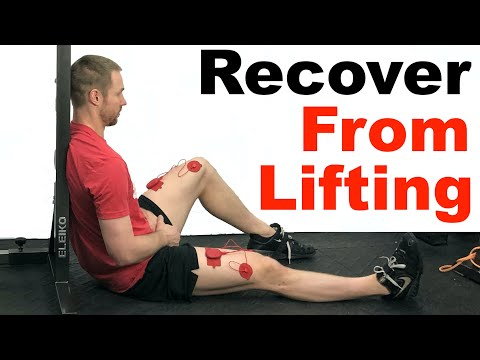 Recover FAST from Heavy Lifting (Decrease SORENESS!)
