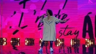 Гюнешь - I won't cry (финал отбора на Евровидение 2018 в Беларуси)