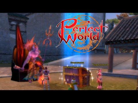 Perfect World и Квест раз в год на Relax X750 (обзор)