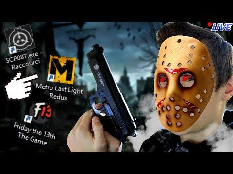 Live horreur on test 3 jeux d 39 horreur youtube - Jeux d oreure ...