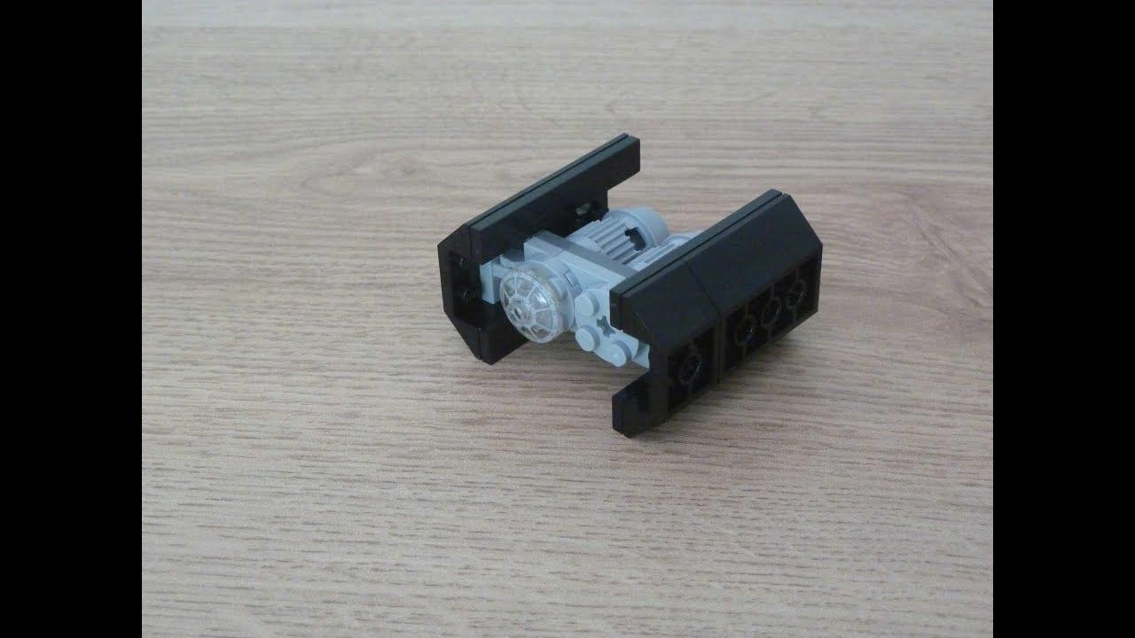 Lego Star Wars Tie Bomber Instructions Magazine Gift Youtube
