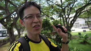 Sketchwalk at Kampong Java Park