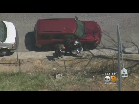 3 Bodies Found Inside SUV In Burbank