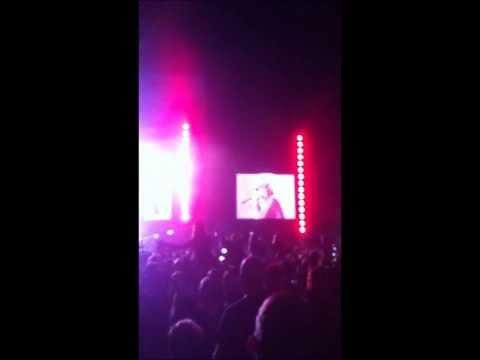 Eminem & Kendrick Lamar live Pukkelpop 2013