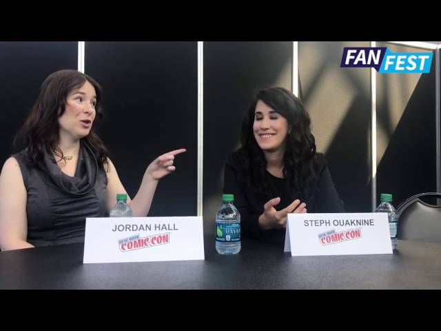 NYCC Exclusive: Carmilla Round Table with Steph Ouaknine and Jordan Hall