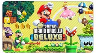 Ich kann das! #03 New Super Mario Bros. U Deluxe - Gameplay Let's Test 3/3