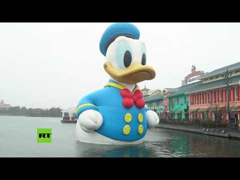 El Disneyland de Shanghái cierra ante los temores por el coronavirus