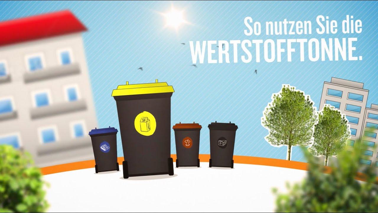 Man wie müll trennt richtig Müll trennen: