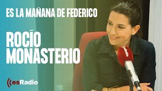 Federico Jiménez Losantos entrevista a Rocío Monasterio
