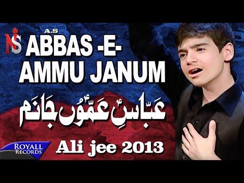 Ali Jee | Abbas E Ammu Janum | 2014 | عباس اعمو جابم