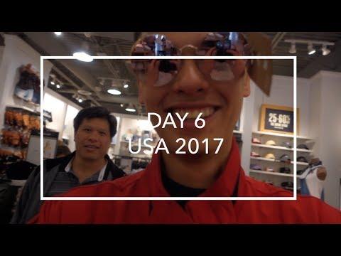 Retail Therapy (wasting my money) | Boston, MA | Day 6 USA 2017
