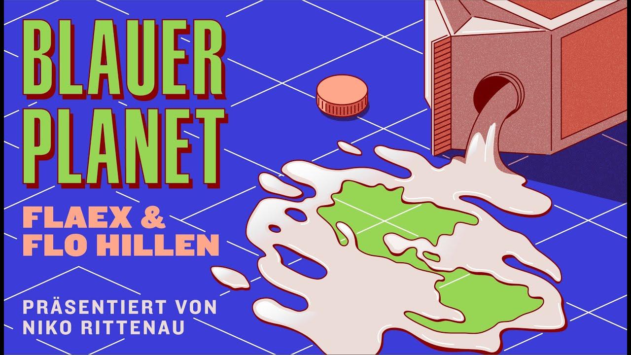 Vegan Song • Blauer Planet • Flaex & Flo Hillen (Offizielles Video)