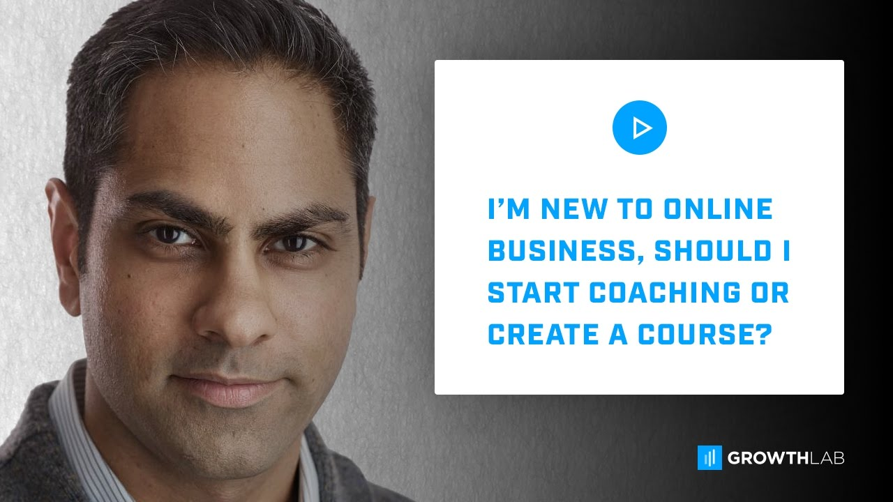 Ask Ramit - To Coach or Sell a Course?
