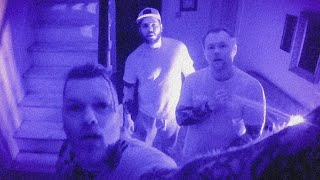 Horrifying Investigation (The Whites) Insane Paranormal Video footage