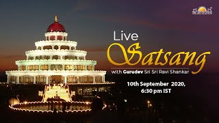Live Satsang | The Art of Living | The Art of Living Music