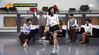 Sunhwa dance HyunA's BABE
