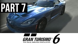 Gran Turismo 6 Gameplay Walkthrough Part 7 - NEW Cars - Viper (PS3 GT6 Gameplay)