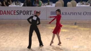 Киселёв Ярослав - Филипчук София, Final Pasodoble