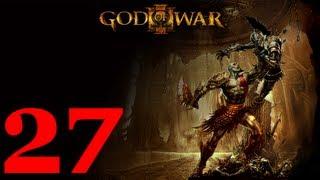 God of War 3 Прохождение - Часть 27 - Кратос и Зевс