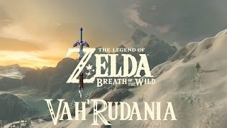 Astuce Zelda Breath of the Wild : Donjon Vah'Rudania