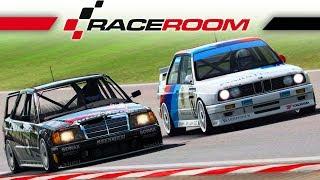 Meine ersten Rennen im Stream! – RaceRoom Racing Experience | Online Gameplay Deutsch