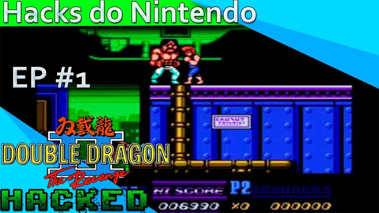 Double Dragon Ii The Revenge Hack Hacks Do Nintendo Nes Hacks