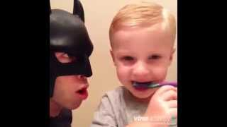 Top Vine of BatDad