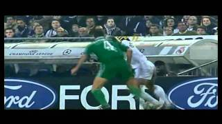 Zidane goal & best move