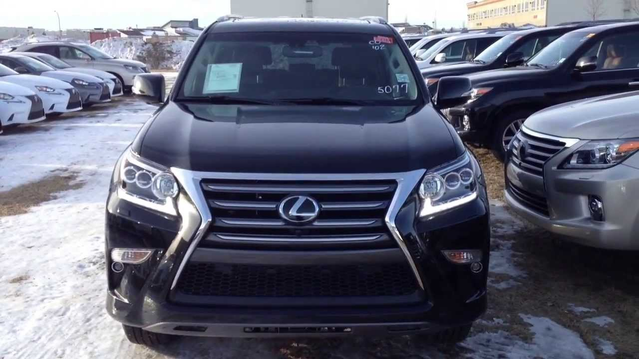 2014 Lexus Gx >> 2014 Lexus Gx 460 4wd Ultra Premium Package Review In Black