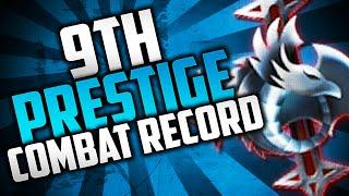 AW: 9th Prestige Combat Record Video +