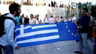 The Greek Youth Movement Fighting to Keep the Euro