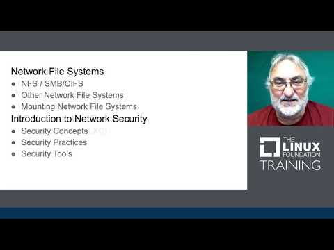 Linux for System Engineers Training Course from The Linux Foundation
